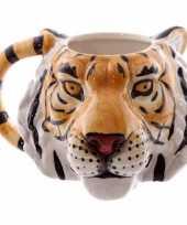 Feest soepkom tijger 400 ml