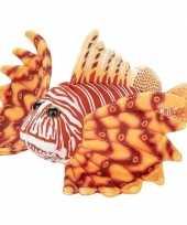 Feest speelgoed artikelen koraalduivel knuffelbeest 21 cm