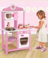 Feest speelgoed keukentje roze