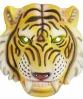 Feest speelgoed tijger masker