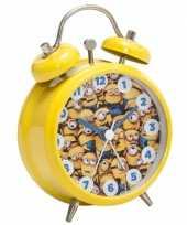 Feest speelgoed wekker minions 10057750