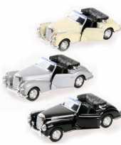 Feest speelgoedauto mercedes 300s cabrio