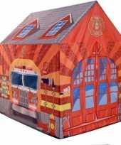 Feest speeltent speelhuis brandweer 102 cm