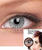 Feest spider kleurlenzen