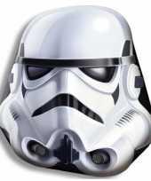 Feest star wars stormtrooper kussen