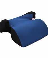 Feest stoelverhoger voor kinderen blauw 39 x 16 5 cm