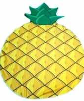 Feest strandlaken badlaken ananas 150 cm