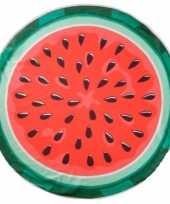 Feest strandlaken badlaken watermeloen 150 cm