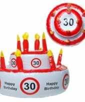 Feest taarthoed 30 jaar