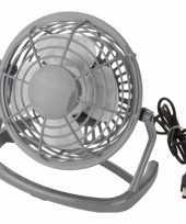 Feest tafel ventilator met usb 10070874