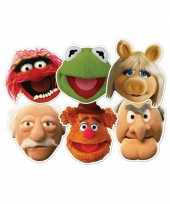 Feest the muppets kids maskers