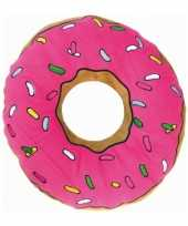 Feest the simpsons donut kussen 40 cm