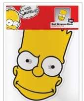 Feest the simpsons maskers 10043617