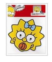 Feest the simpsons maskers 10043619
