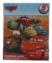 Feest uitdeel cars puzzeltjes