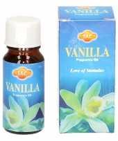 Feest vanille geur olie voor in brander