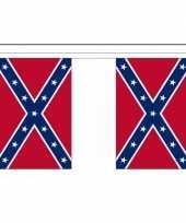 Feest vlaggenlijn rebel 9 meter