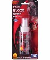 Feest vloeibaar nepbloed spray 59 ml