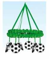Feest voetbal versiering
