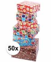 Feest voordelige inpakpapier sinterklaas 50x