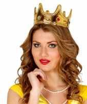Feest voordelige koninginnen kroon voor volwassenen