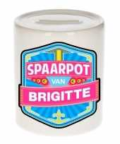 Feest vrolijke brigitte spaarpotten voor kinderen