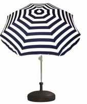 Feest vulbare parasol voet van plastic 10157256