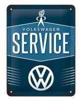 Feest wanddecoratie volkswagen service