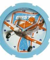 Feest wandklok van disney planes