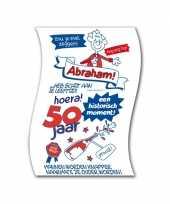 Feest wc rol abraham