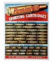 Feest western decoratie remington