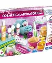 Feest wetenschap speelgoed cosmetica lab