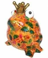 Feest xl spaarpot kikker type 5 28 cm