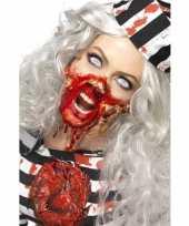 Feest zombie latex make up set