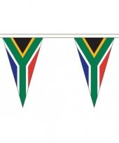 Feest zuid afrika landen punt vlaggetjes 20 meter