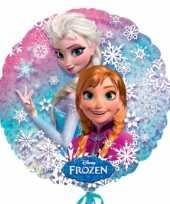 Folie ballonnen van disney frozen 10054662