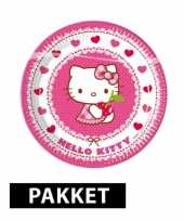 Hello kitty feestpakket