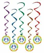 Hippie feestartikelen rotorspiralen
