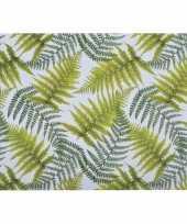 Jungle feestje placemats 33 x 46 cm
