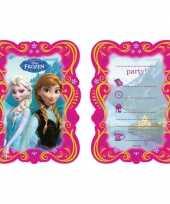 Kinderfeestje frozen uitnodigingen 10145179