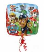 Paw patrol folie ballon