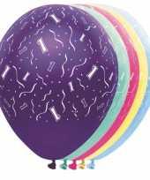 Verjaardag 1 jaar helium ballonnen